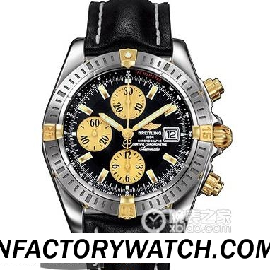 一比一 Breitling 百年灵 CHRONOMAT CALIBRE 13 A13356 - Noob完美版